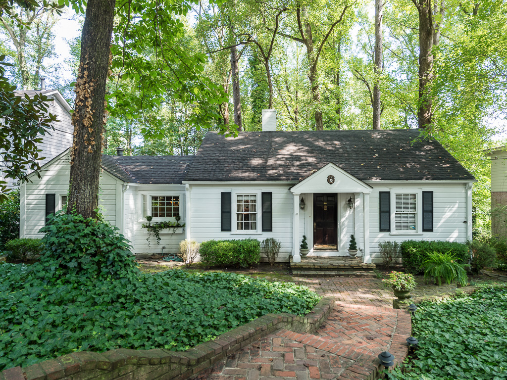 Property For Sale at Charming Collier Hills Cottage