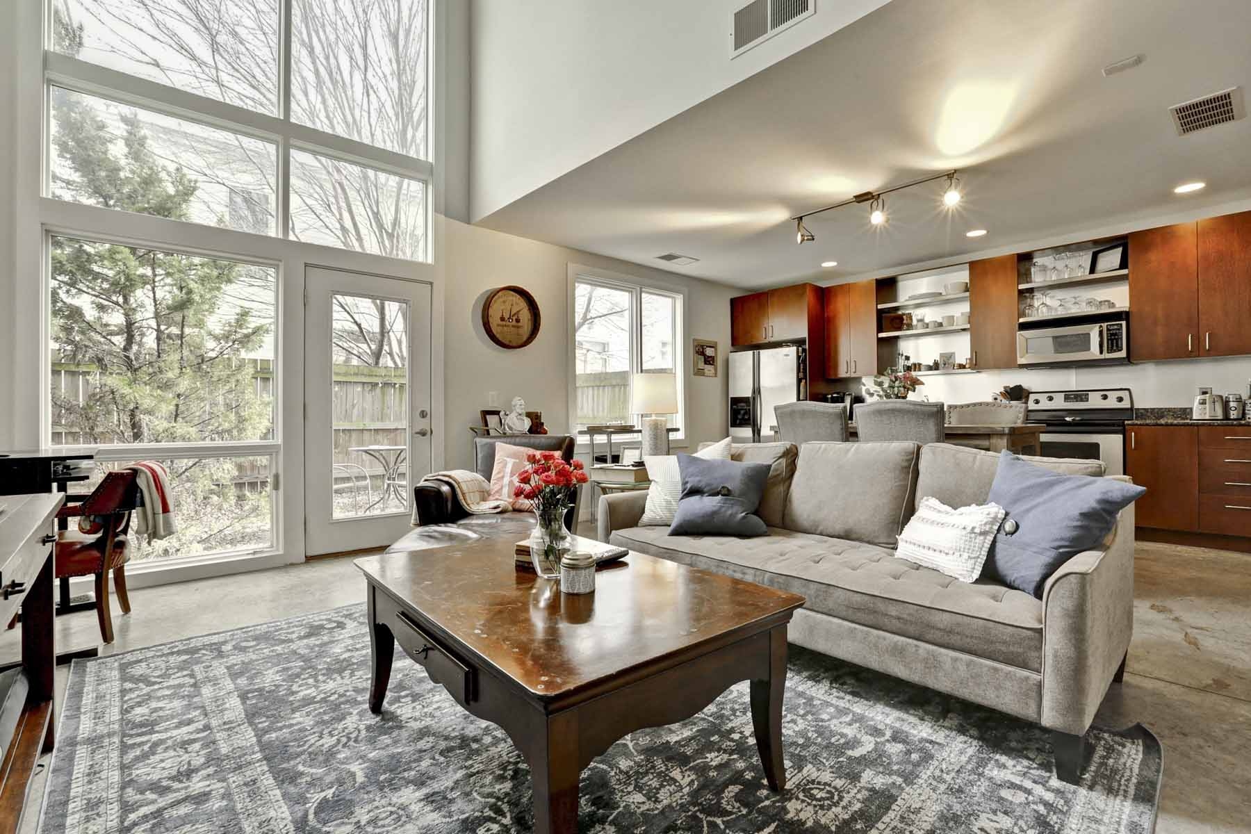 sales property at Wonderful Westside Townhome