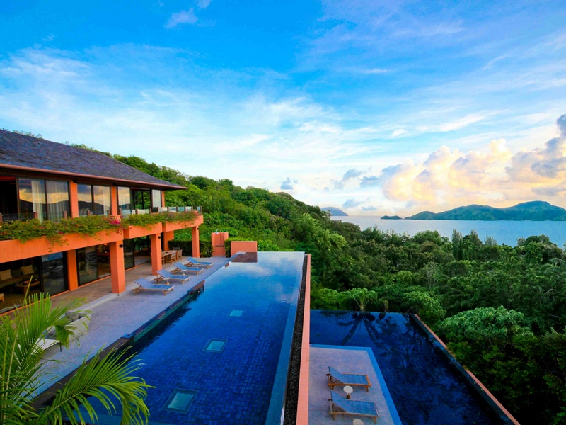 Property Of Spectacular Ocean View Villa