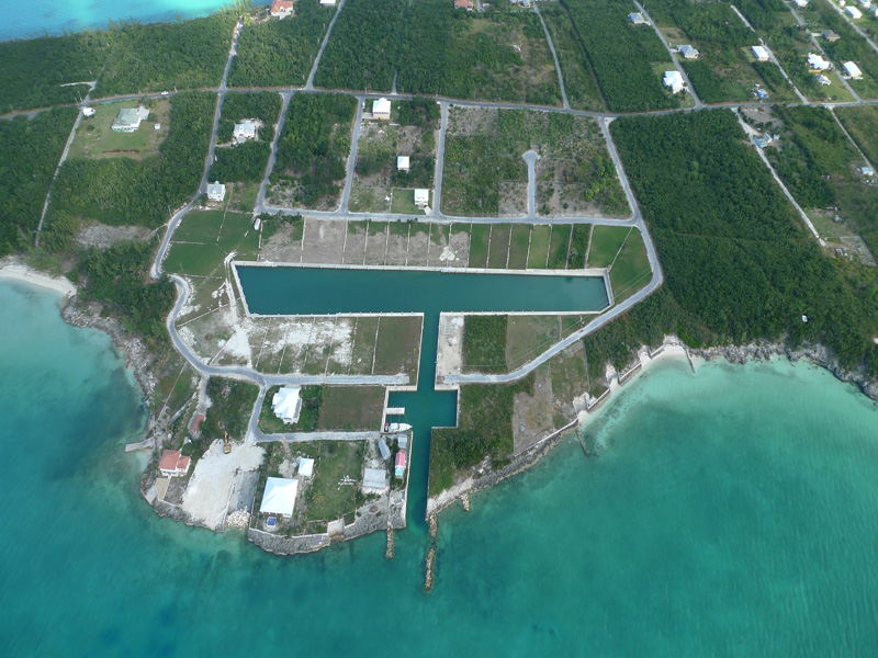 Land for Sale at Canal Lot 16 Spanish Wells, Eleuthera Bahamas