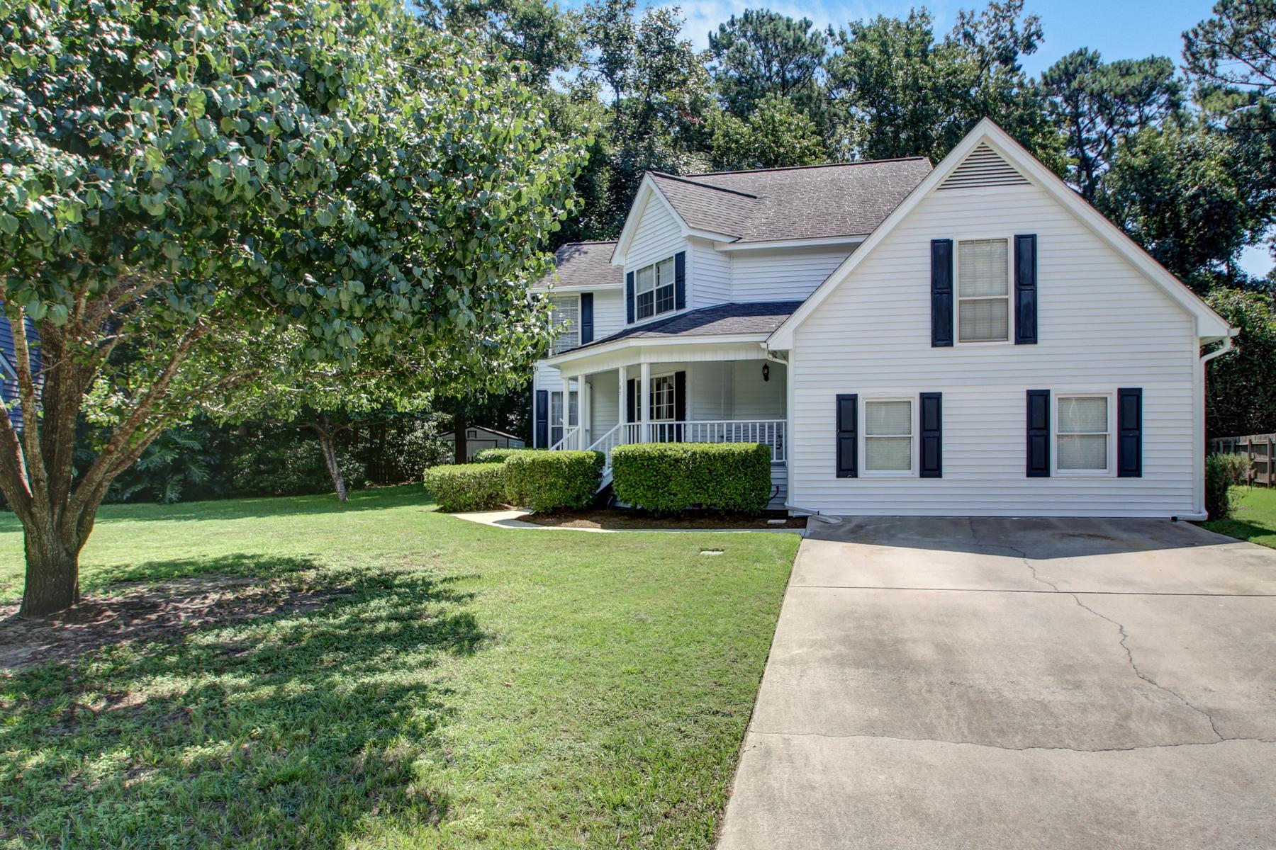 Single Family Home for Sale at 107 Coquena Circle Savannah, Georgia 31410 United States