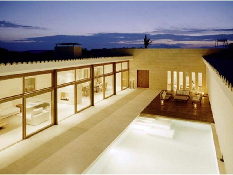 Vivienda unifamiliar por un Venta en Villa moderna en Santa Margalida Arta, Mallorca, 07570 España