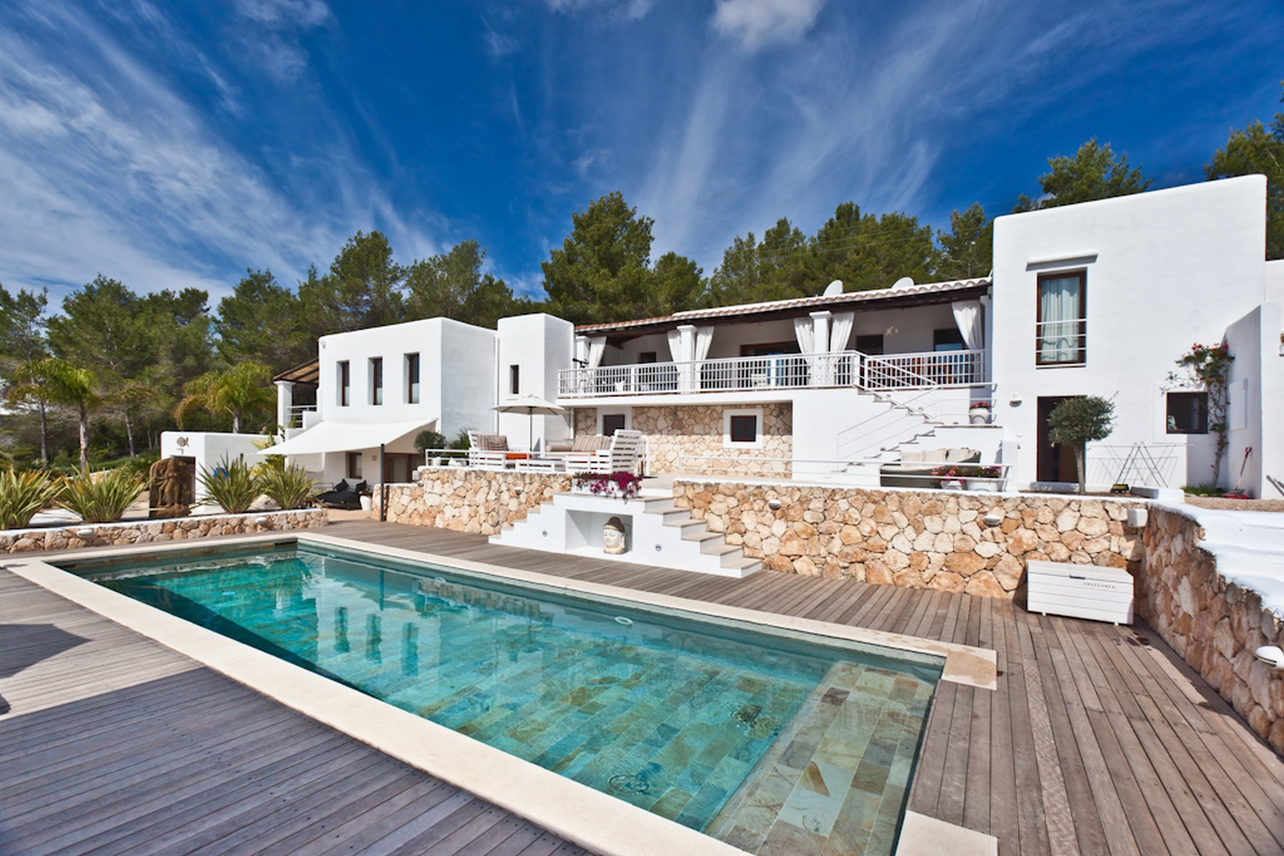 sales property at Villa In Es Cubells With Sea Views