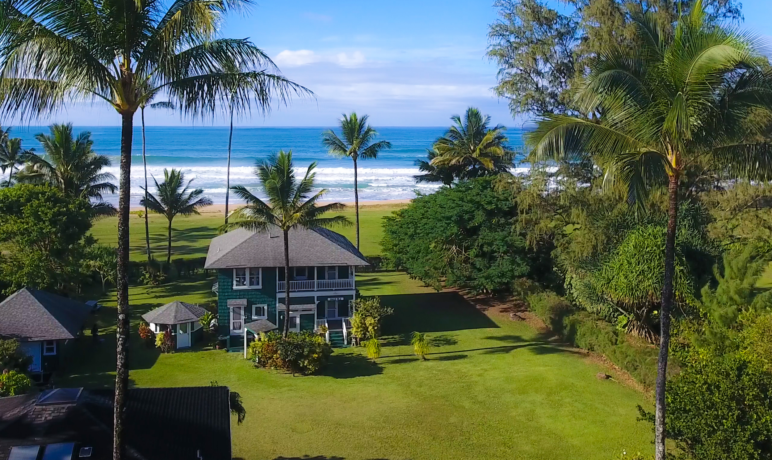 Single Family Home for Sale at Hale Ola 5372 Weke Rd Hanalei, Hawaii, 96714 United States