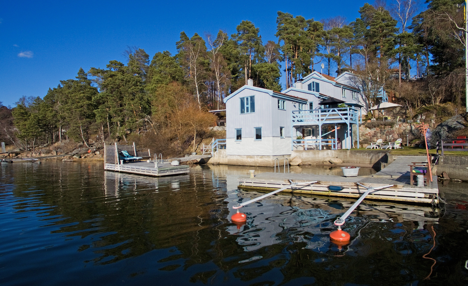 sales property at Magnificent waterfront property