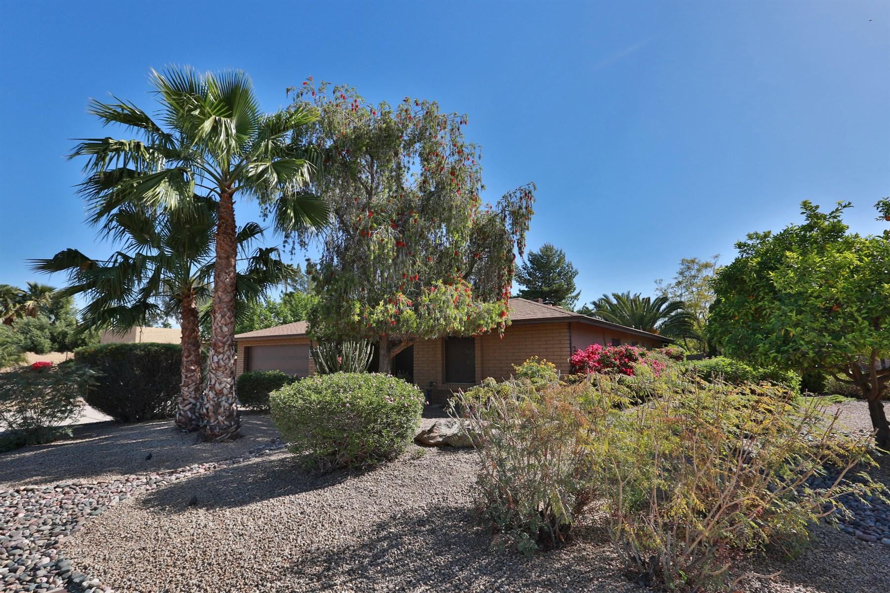 一戸建て のために 売買 アット Wonderfully remodeled corner lot home 16419 N 64th Pl Scottsdale, アリゾナ, 85254 アメリカ合衆国