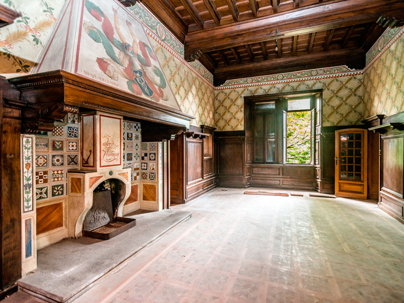 Property Of Superlative neo-medieval Villa