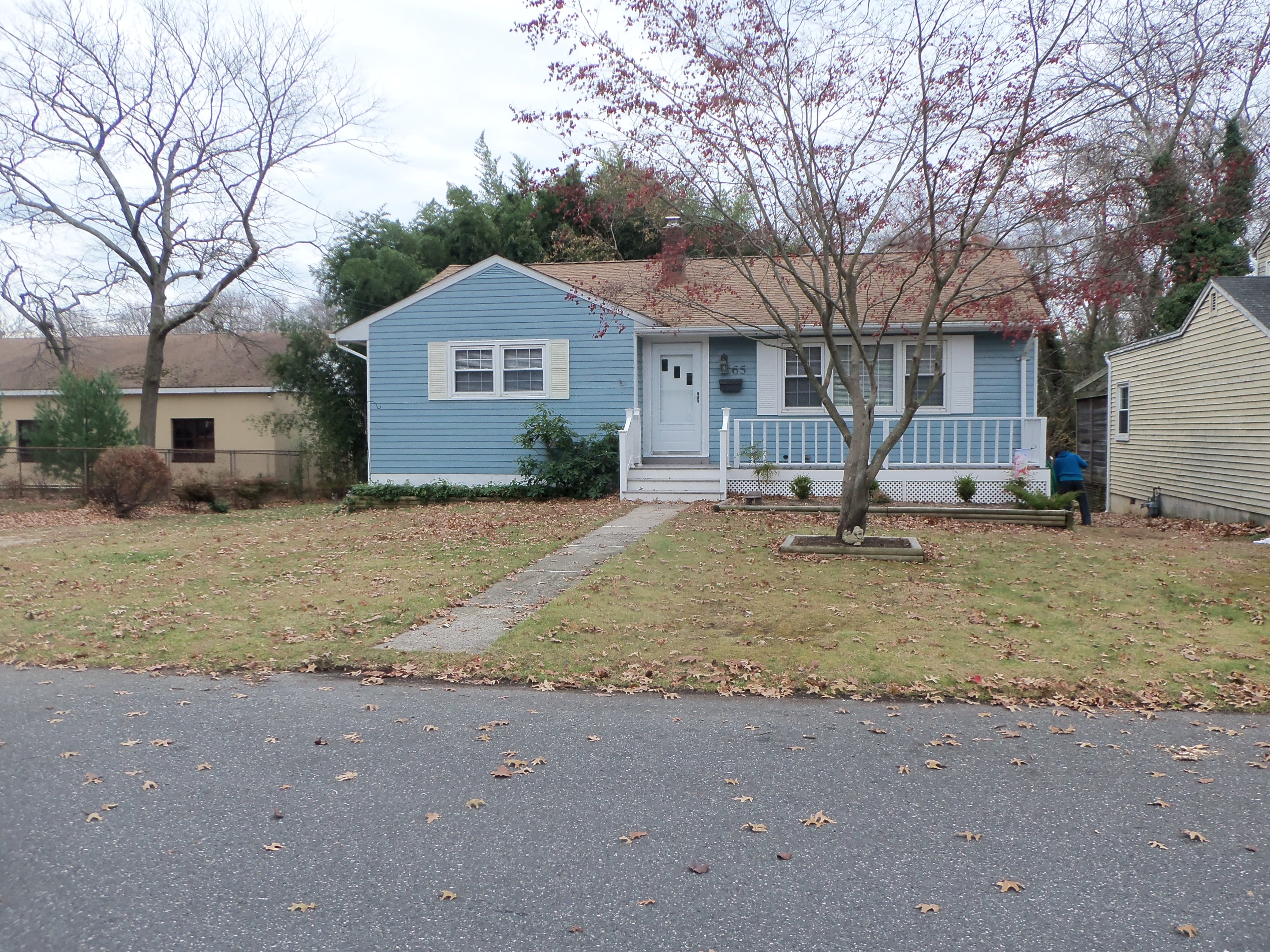 Single Family Home for Sale at Great Opportunity in Manasquan 65 Manito Rd Manasquan, New Jersey 07719 United States