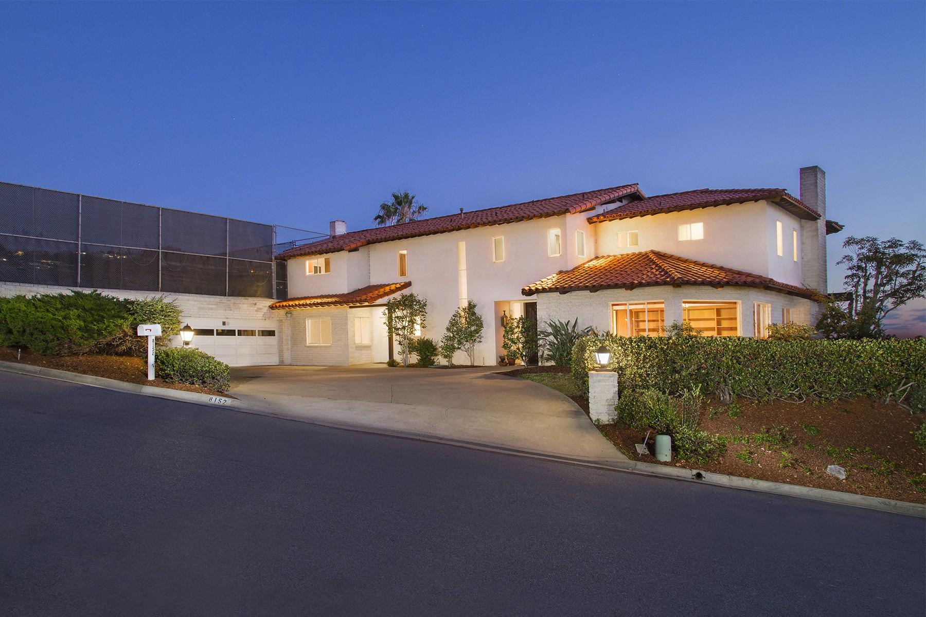 Property For Sale at La Jolla Shores Ocean View Estate