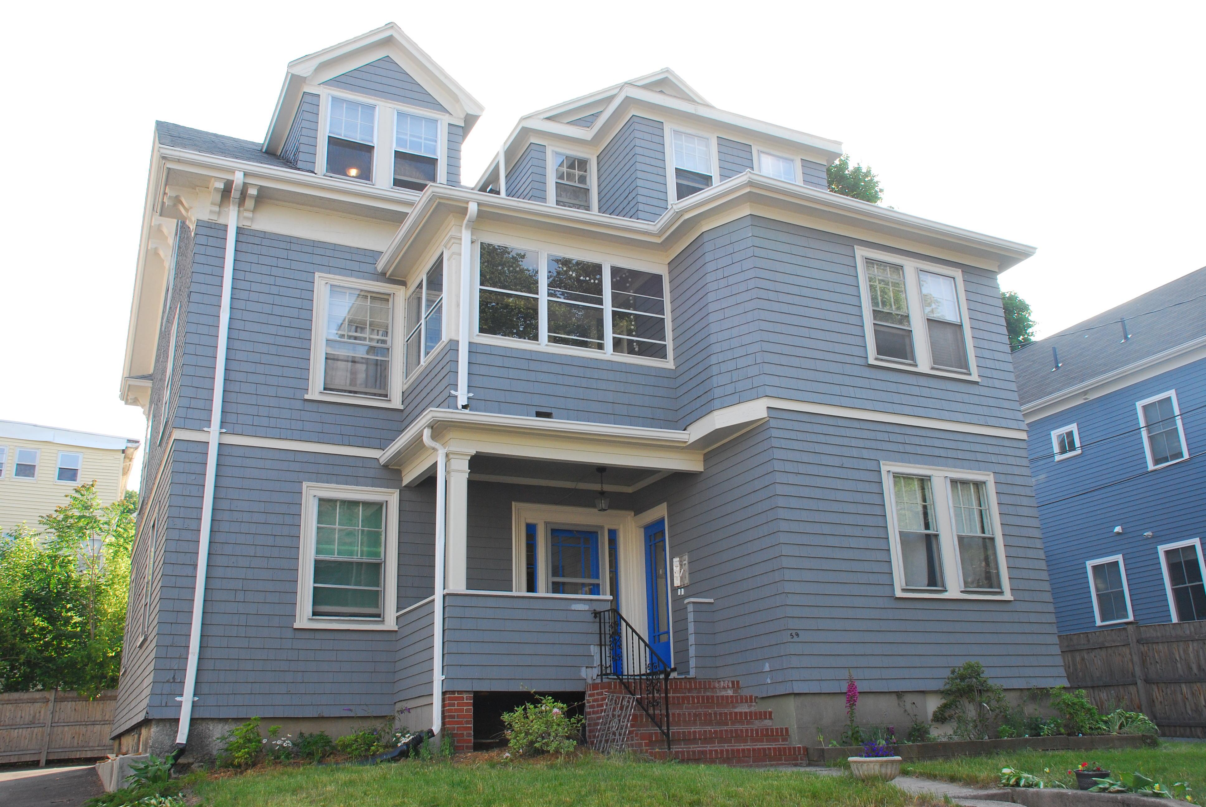 Copropriété pour l Vente à 59 Wyman Street #2 59 Wyman St #2 Boston, Massachusetts 02130 États-Unis