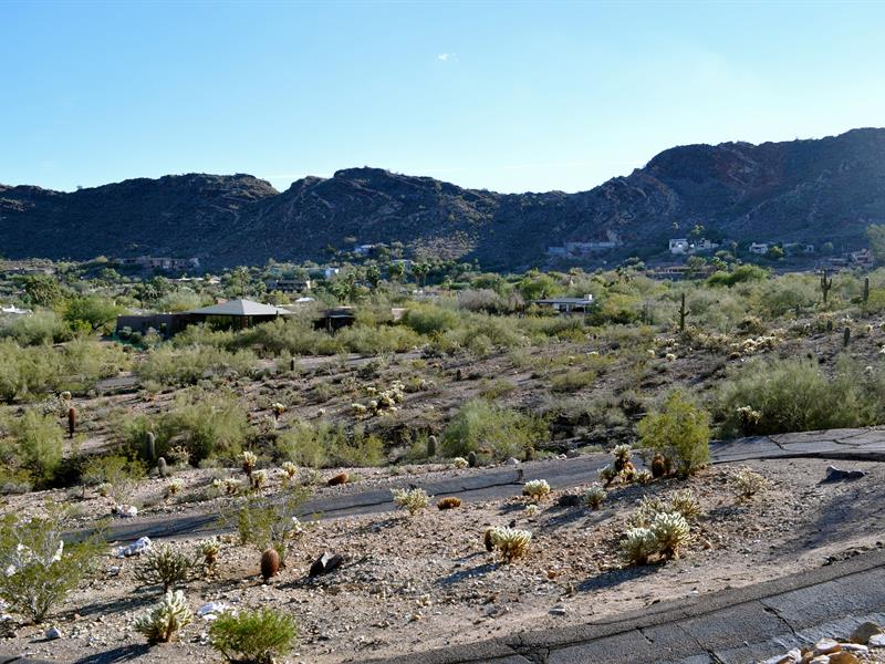 Property Of Majestic Panoramas on Over 4 Acres in Paradise Valley