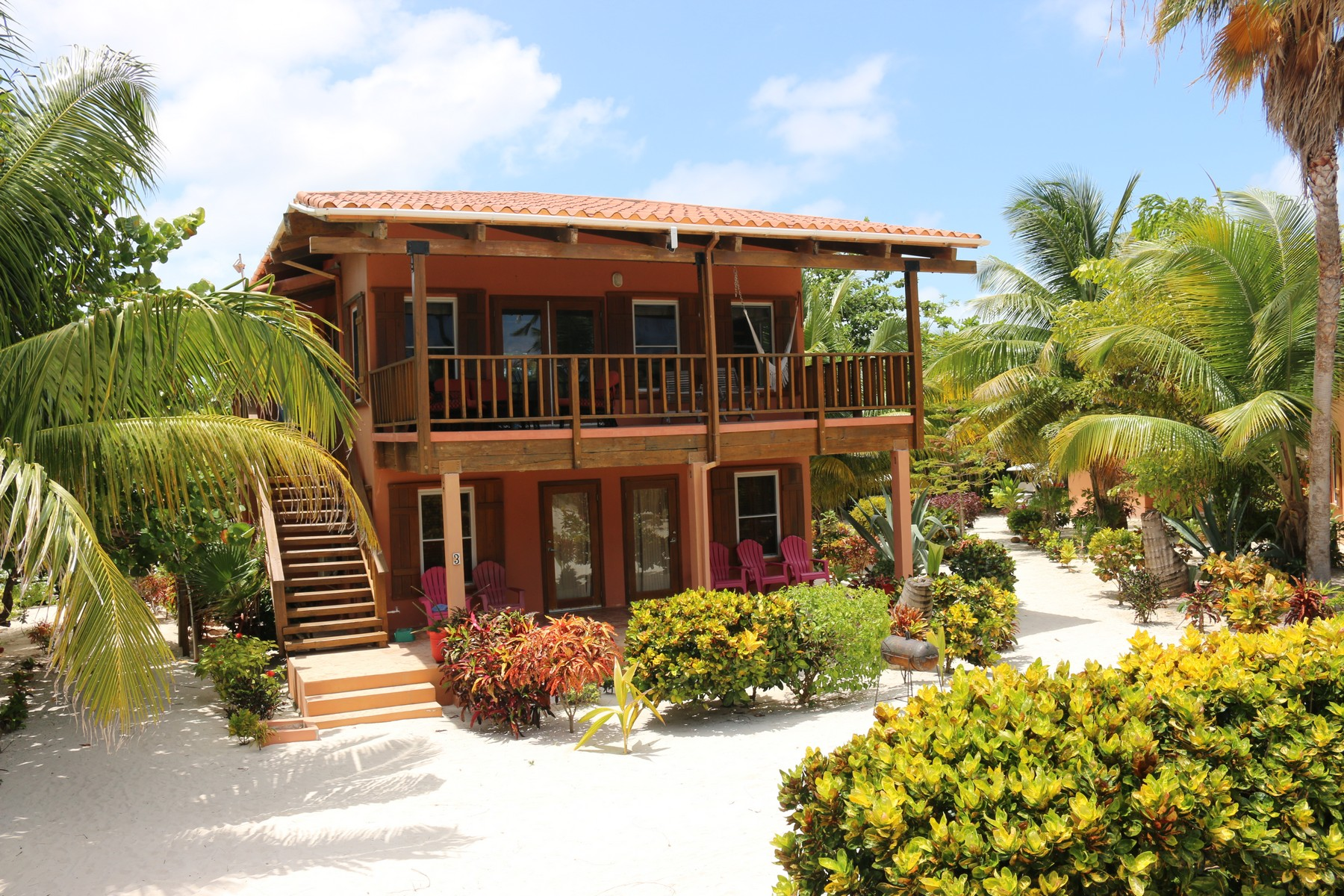 Property Of Coral Caye Villa