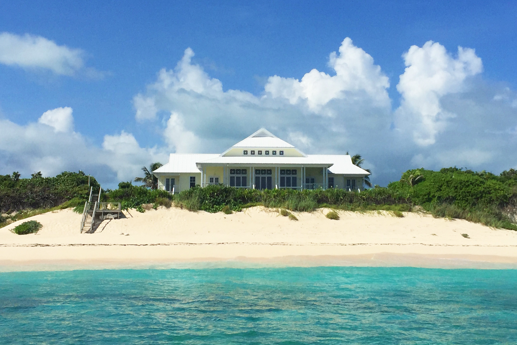 Single Family Home for Sale at Sonbreakers Guana Cay, Abaco . Bahamas