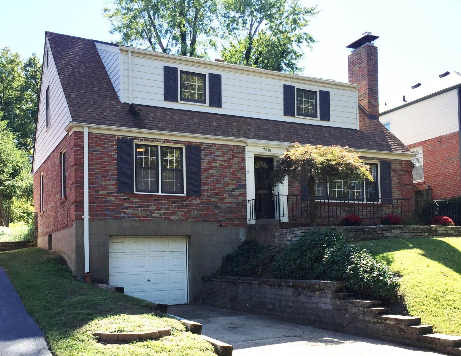 Casa para uma família para Venda às Lafron 7818 Lafron University City, Missouri 63130 Estados Unidos