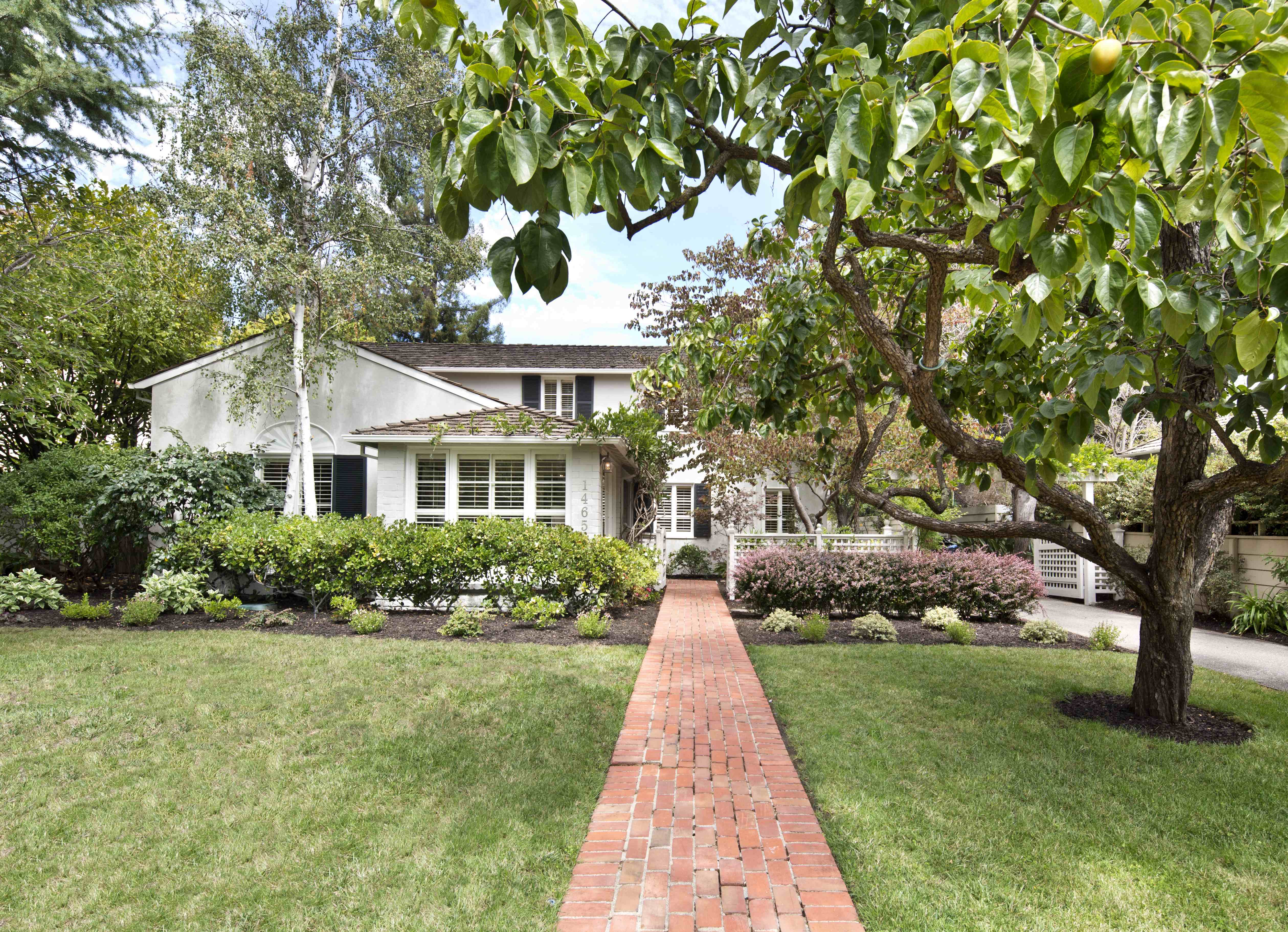 Single Family Home for Sale at Crescent Park Palo Alto 1465 Edgewood Drive Palo Alto, California 94301 United States