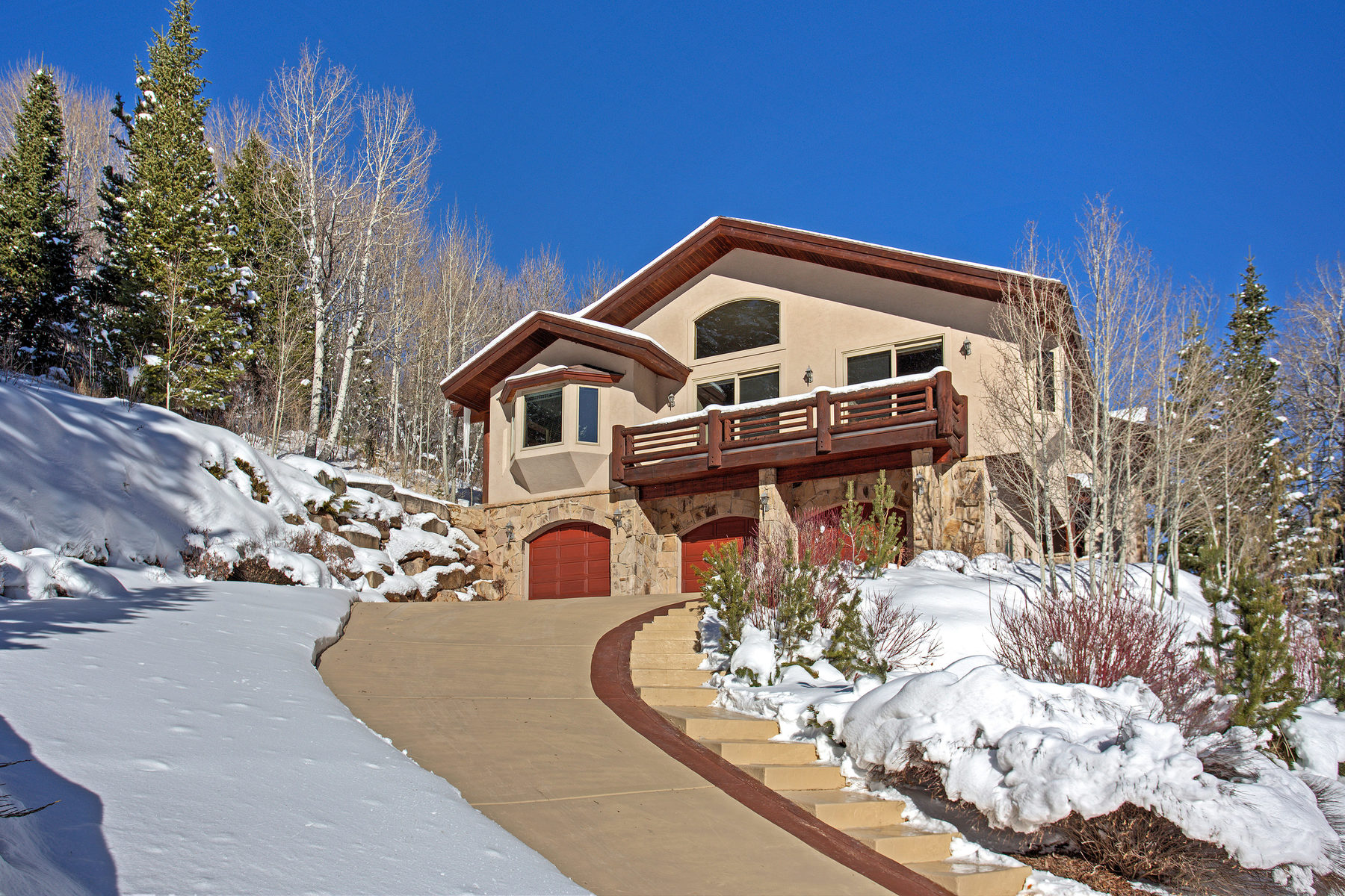 sales property at Classic Grace and Elegance in a Serene Mountain Setting