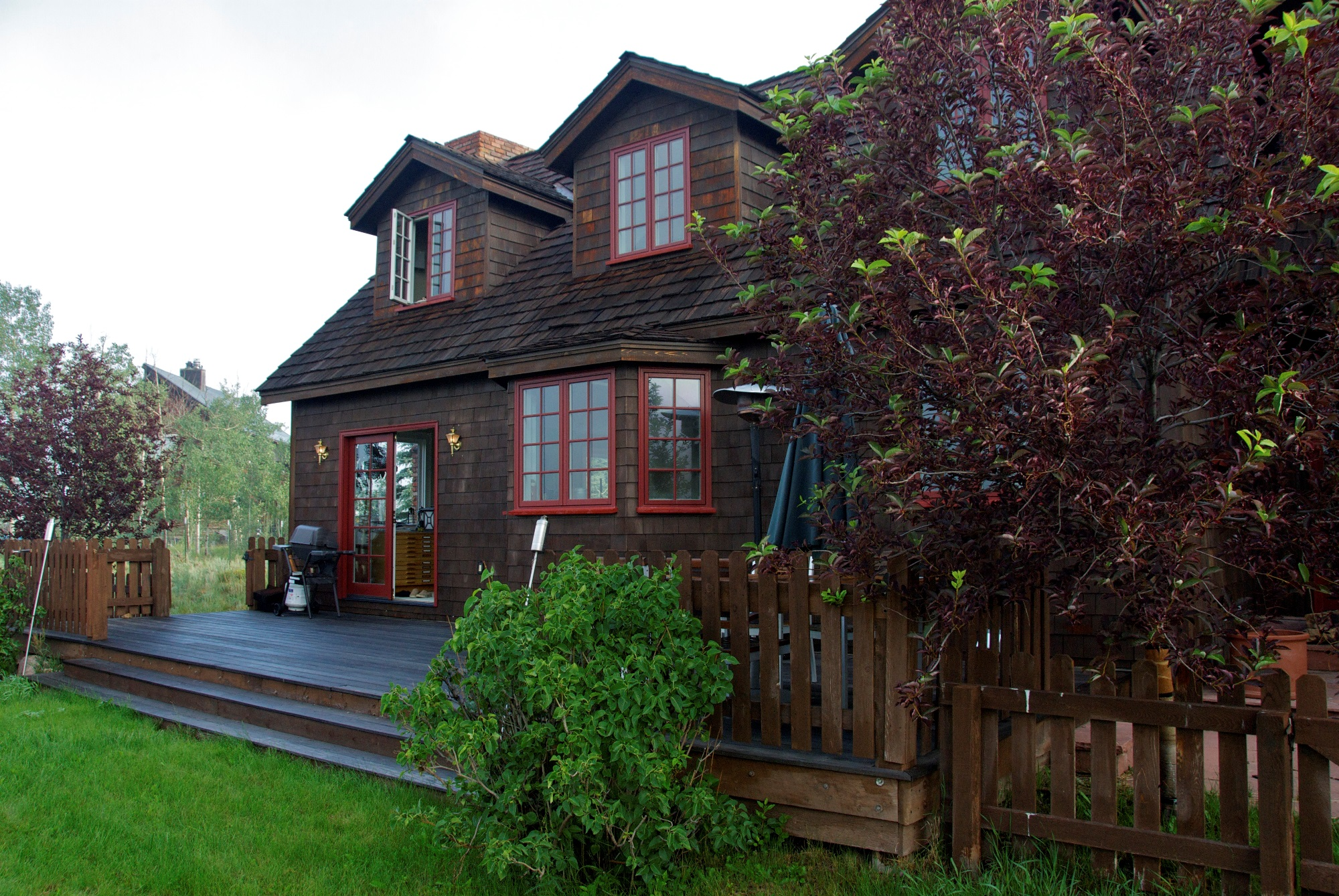 Single Family Home for Sale at Sophisticated Mountain Home 179 Upper Allen Road Crested Butte, Colorado 81224 United States