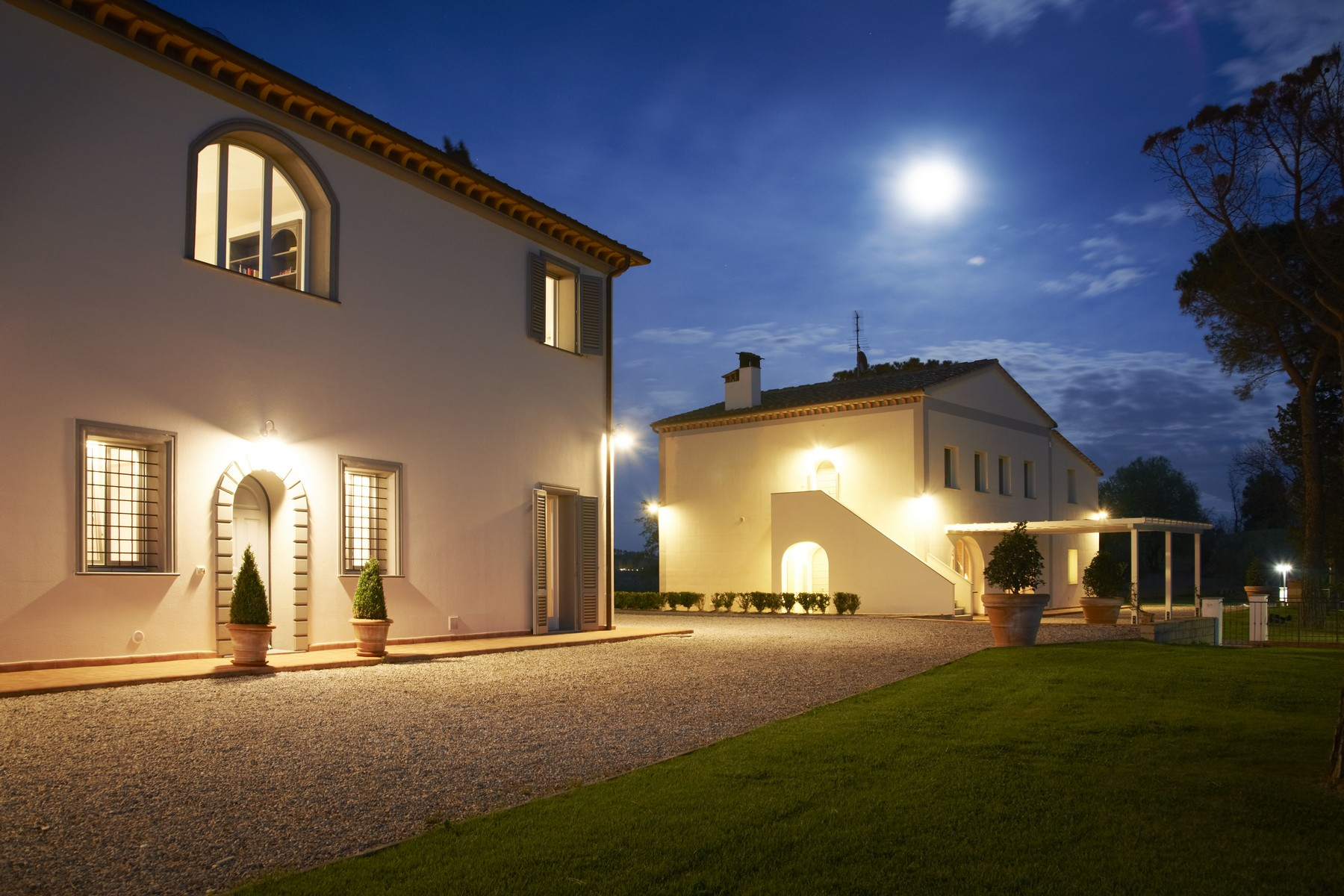 sales property at Amazing vineyard estate in Tuscany