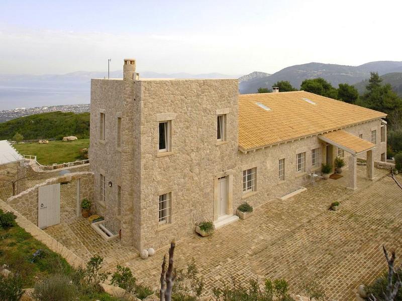 Property Of Kalamos Stone Built House
