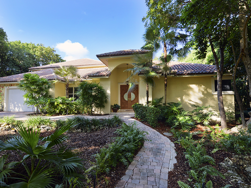 Property For Sale at Golf Course Home at Ocean Reef