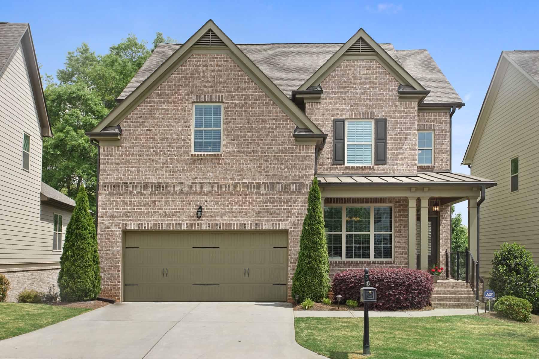 獨棟家庭住宅 為 出售 在 A Gem in Jamestown 6960 Sentara Place Alpharetta, 喬治亞州, 30005 美國