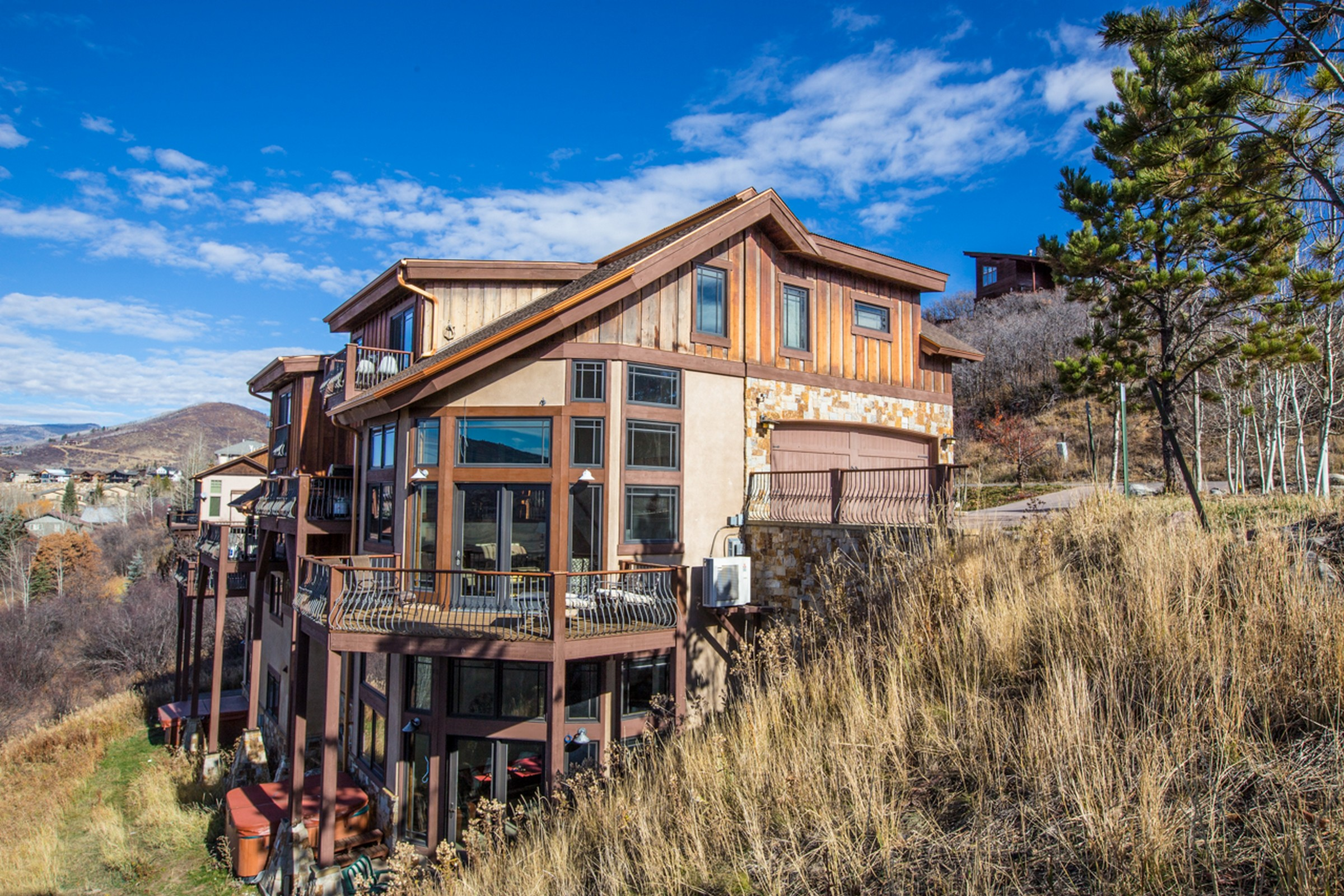 Duplex for Sale at Duplex with Views 1767 River Queen Lane Steamboat Springs, Colorado, 80487 United States
