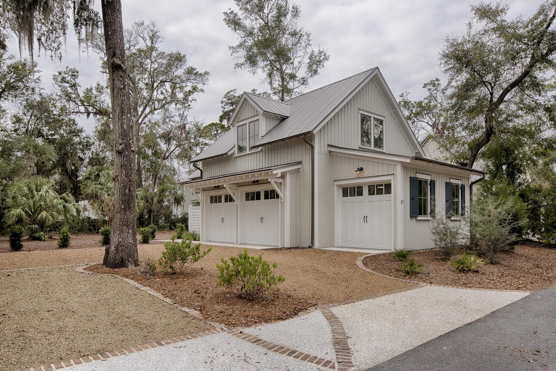 Villa per Vendita alle ore 27 Hernando Street Bluffton, Georgia, 31401 Stati Uniti
