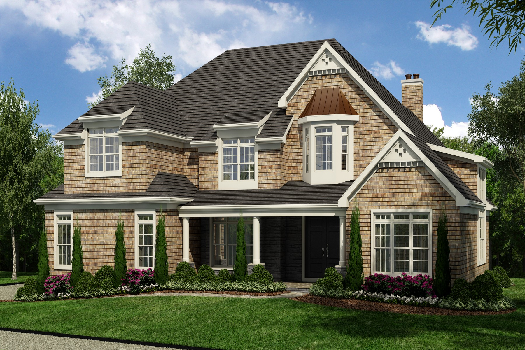 sales property at Elegant New Construction in Old Oaks