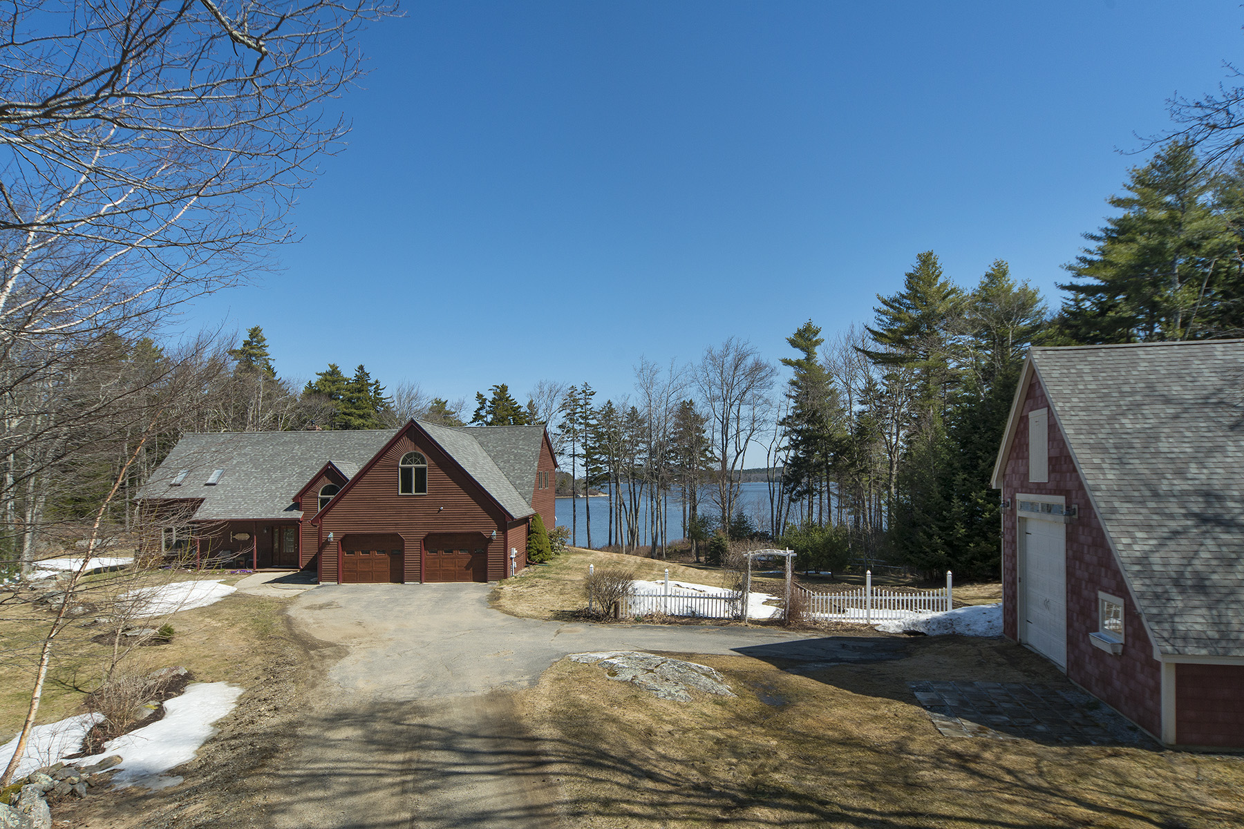 Single Family Home for Sale at 26 Rockland Rest Drive Phippsburg, Maine 04562 United States