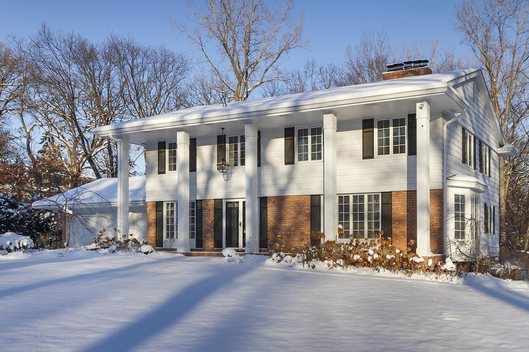 Single Family Home for Sale at 5705 Schaefer Road Edina, Minnesota, 55436 United States