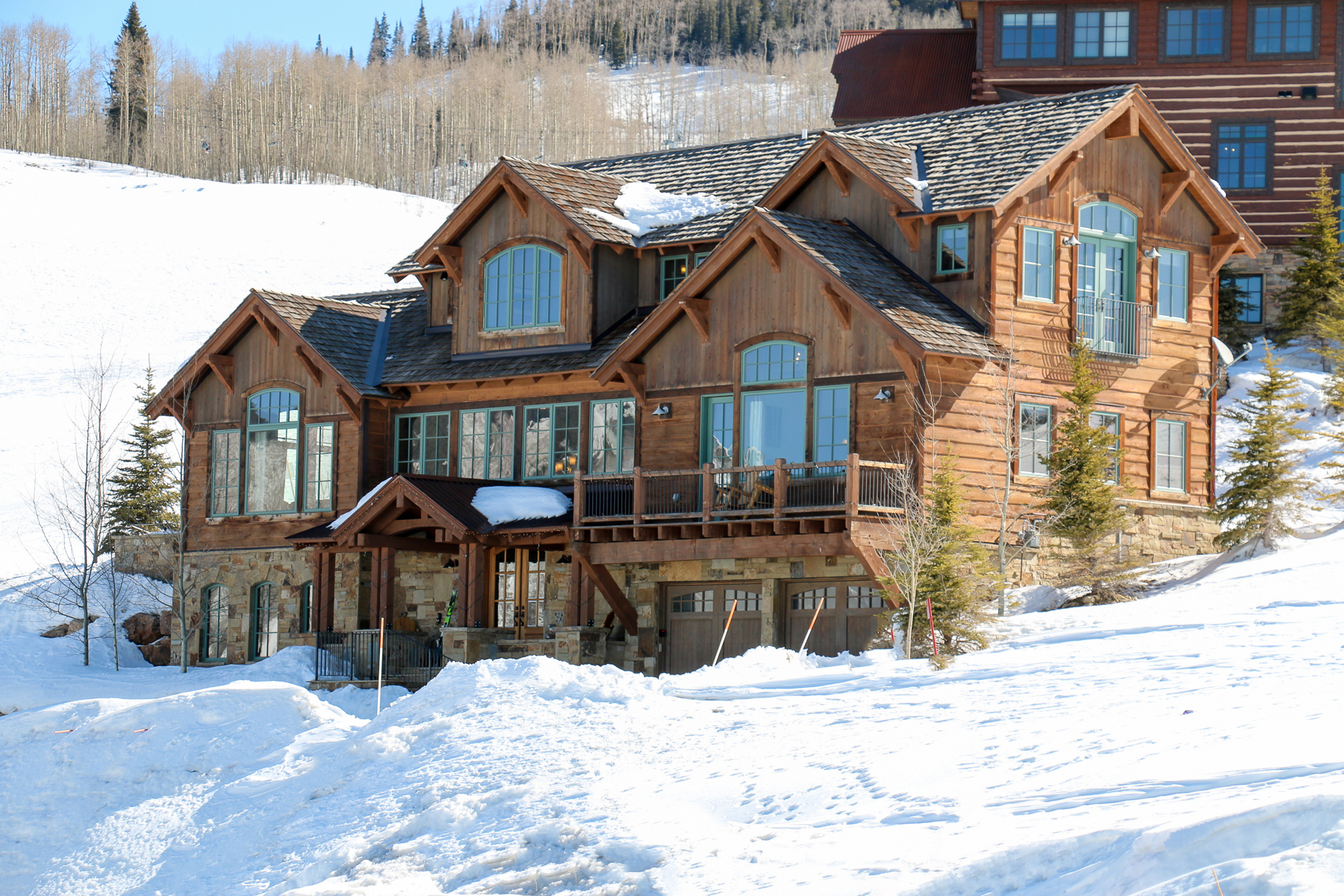 sales property at Ski-In/Ski-Out Elegance