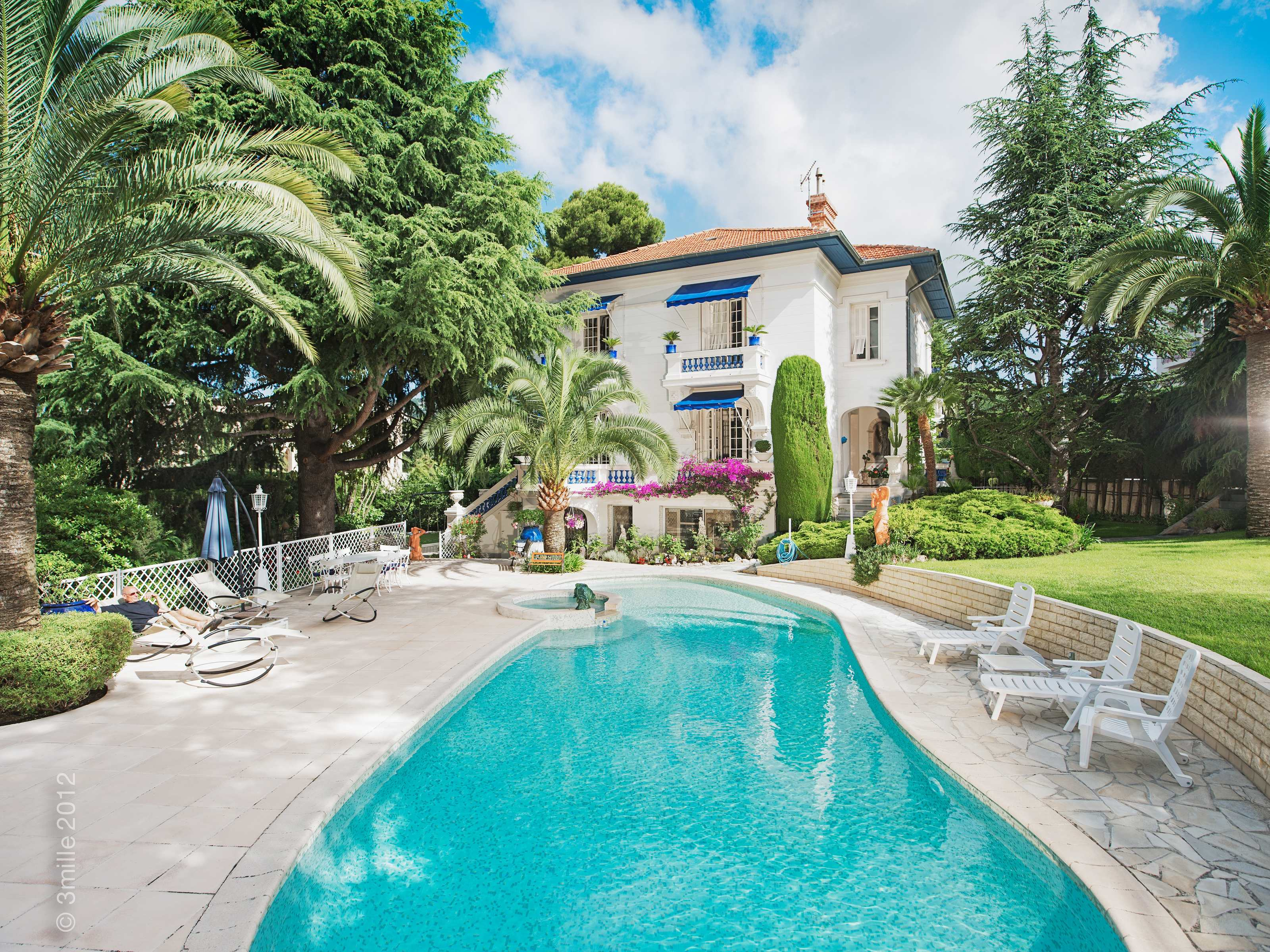 "Other Residential for Sale at Villa ""Belle Epoque"" of 350sqm, 7 bedrooms, swimming pool, Nice, Cote d'Azur Nice, Provence-Alpes-Cote D'Azur 06100 France"
