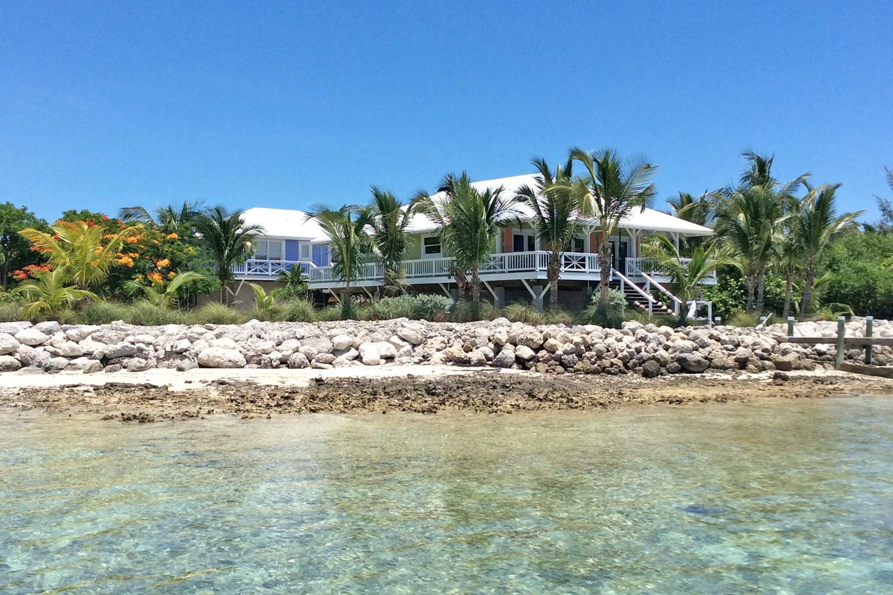 Single Family Home for Sale at Sea Biscuit Abaco Ocean Club, Lubbers Quarters, Abaco Bahamas