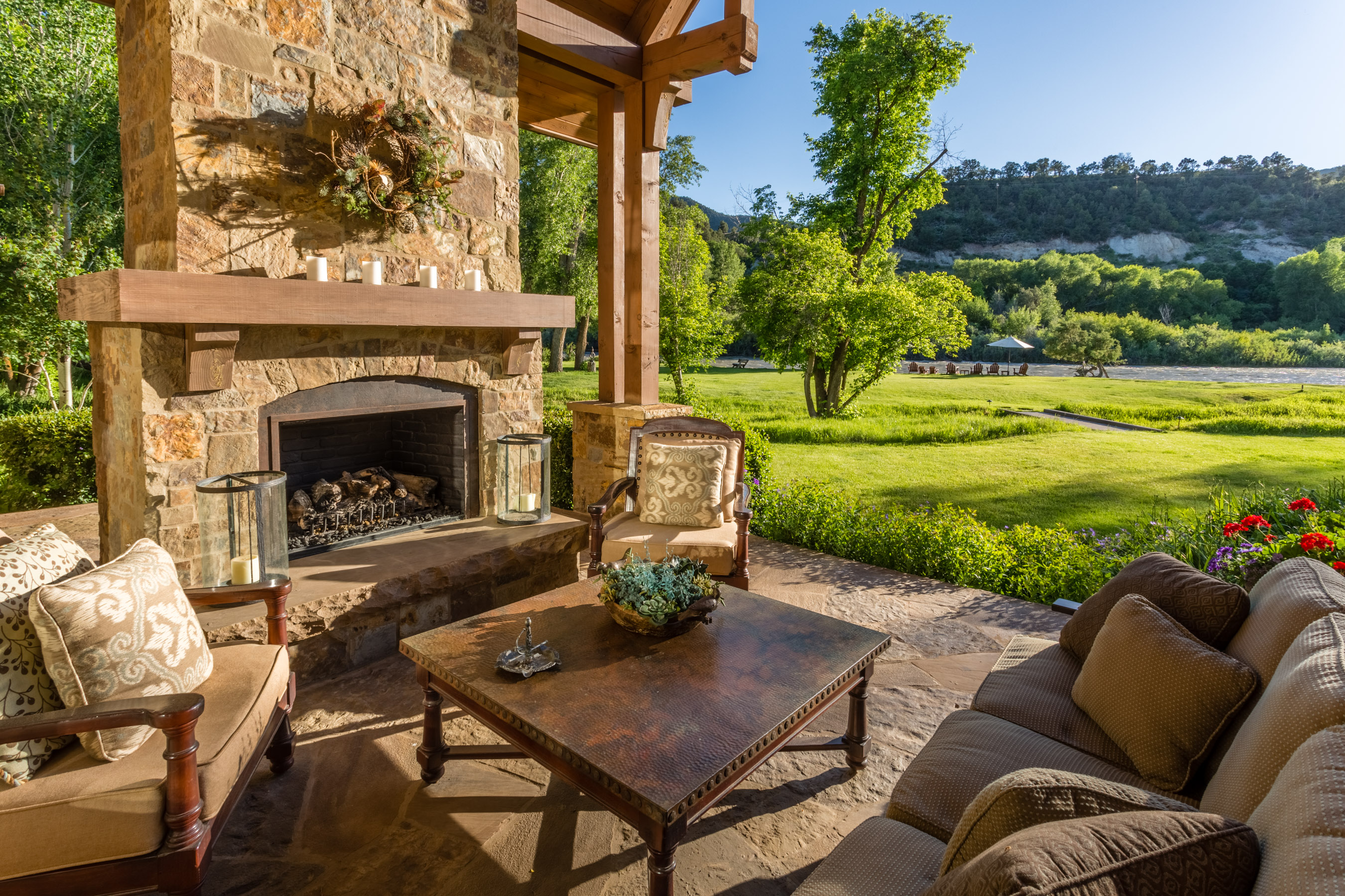 sales property at Tuscan Manor on the Roaring Fork