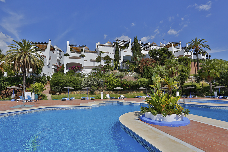 Apartment for Sale at Situated at the hills of the Golden Mile Club Sierra Other Spain, Other Areas In Spain, 29600 Spain