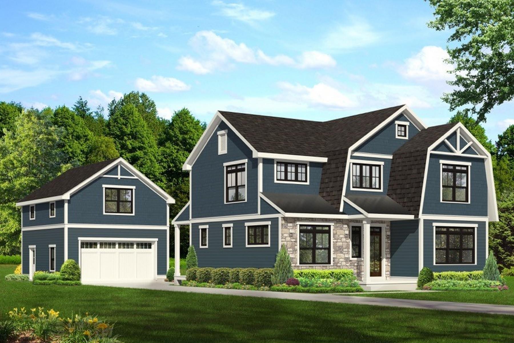Einfamilienhaus für Verkauf beim Classic Designs 12 Richard Ave Saratoga Springs, New York 12866 Vereinigte Staaten