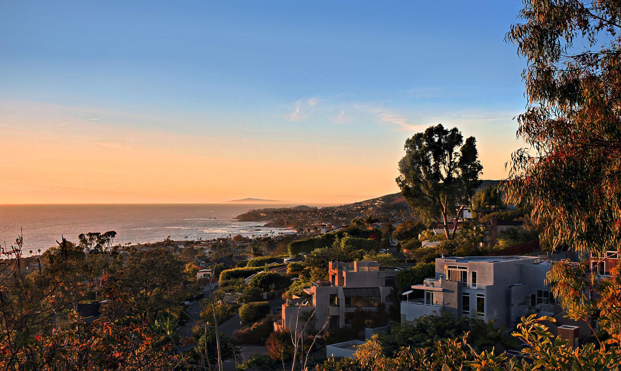 独户住宅 为 销售 在 Laguna Beach 860 Diamond Street Laguna Beach, 加利福尼亚州 92651 美国