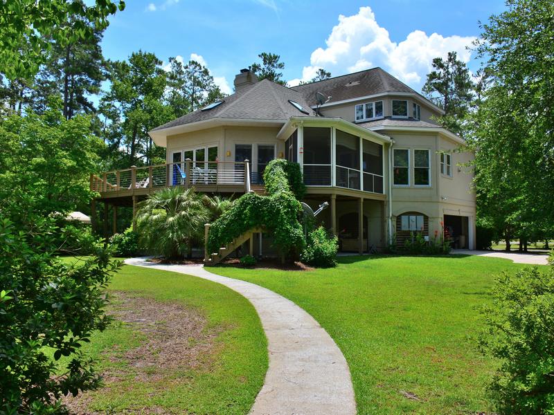 Villa per Vendita alle ore 4161 Center Road Georgetown, Carolina Del Sud 29440 Stati Uniti