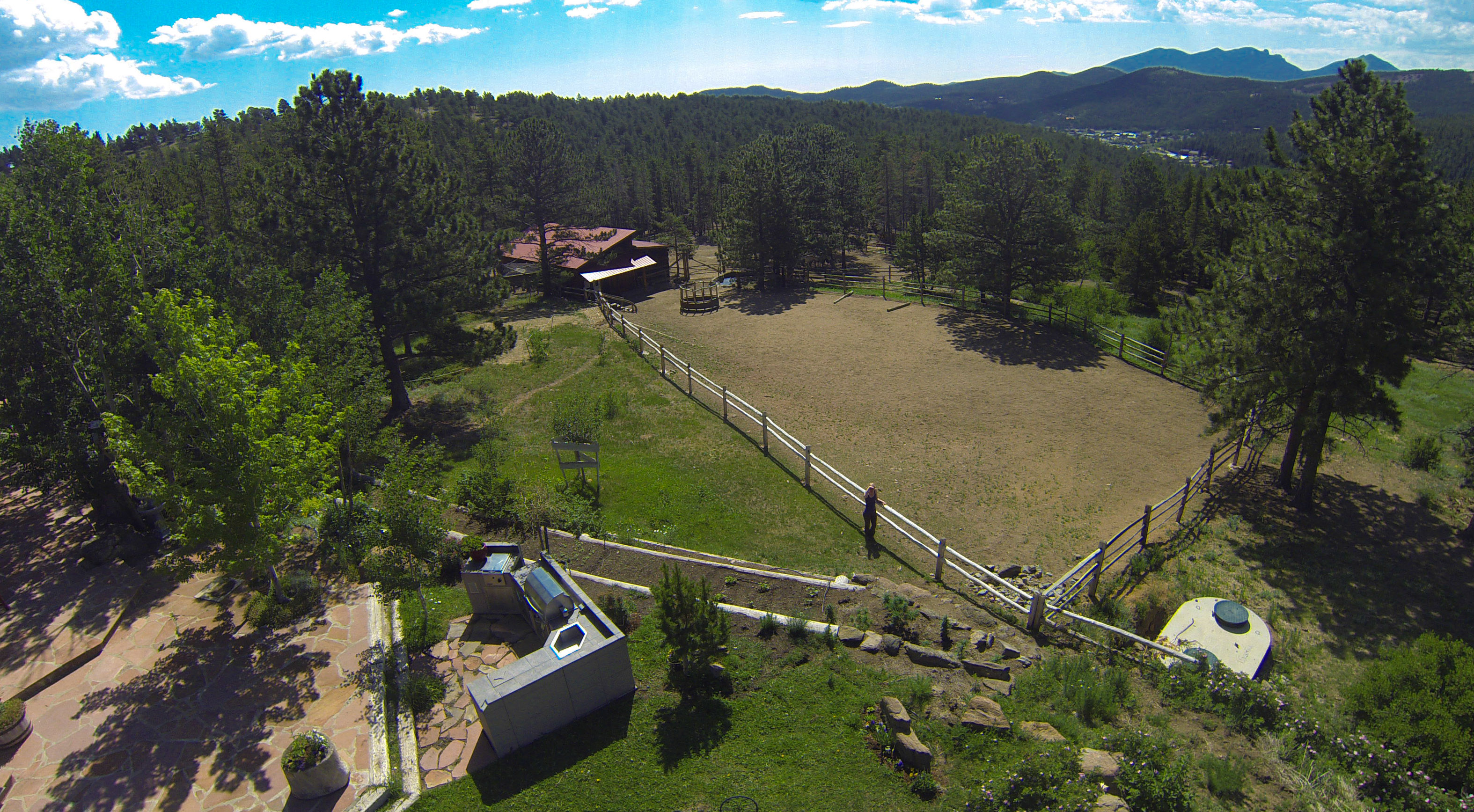 Additional photo for property listing at Mountain Estate Surrounded By National Forest 531 County Road 126S Nederland, Colorado 80466 United States