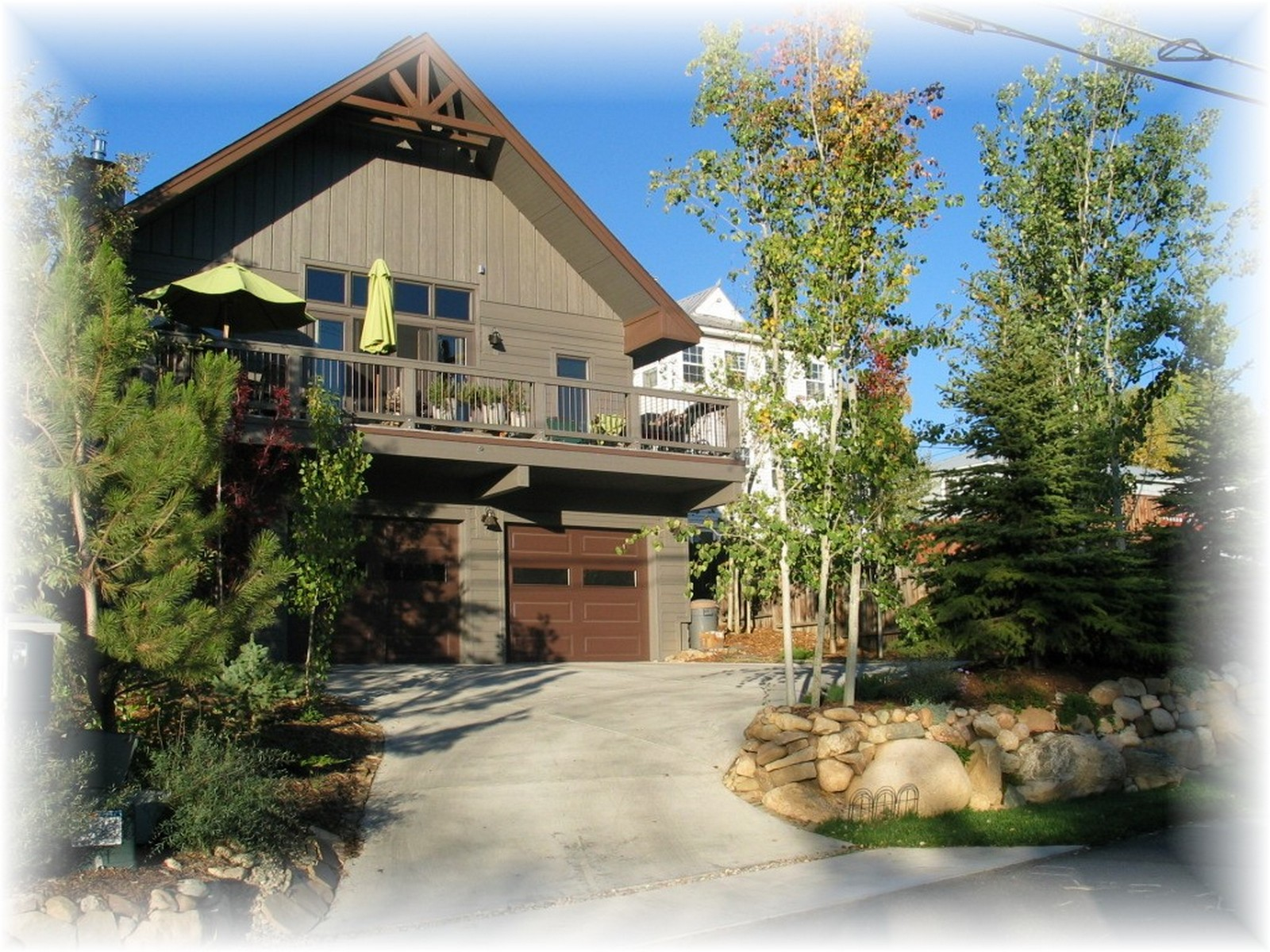 Maison unifamiliale pour l Vente à Custom Downtown Home 431 Pine Street Steamboat Springs, Colorado 80477 États-Unis