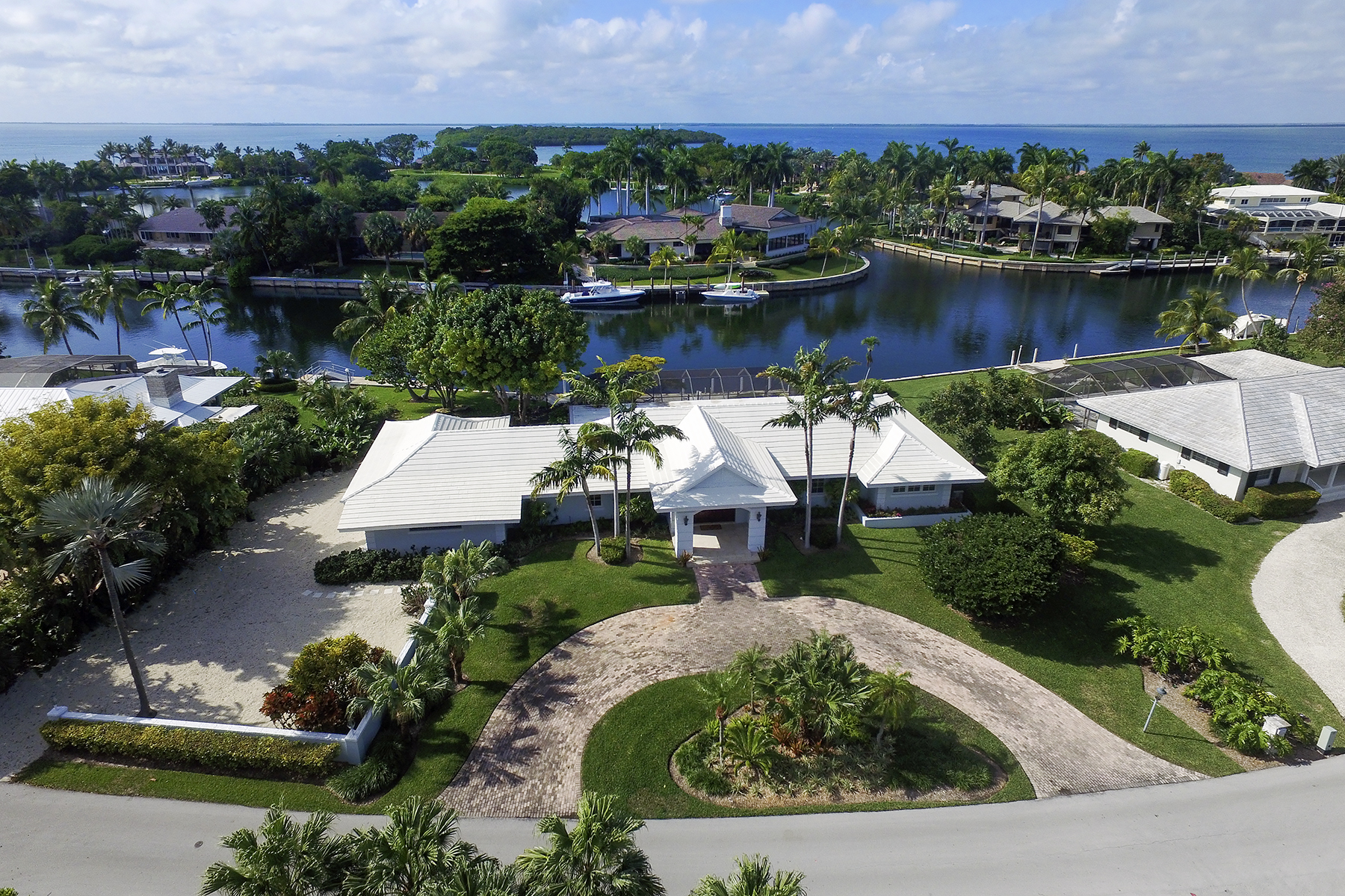sales property at Charming Waterfront Home at Ocean Reef