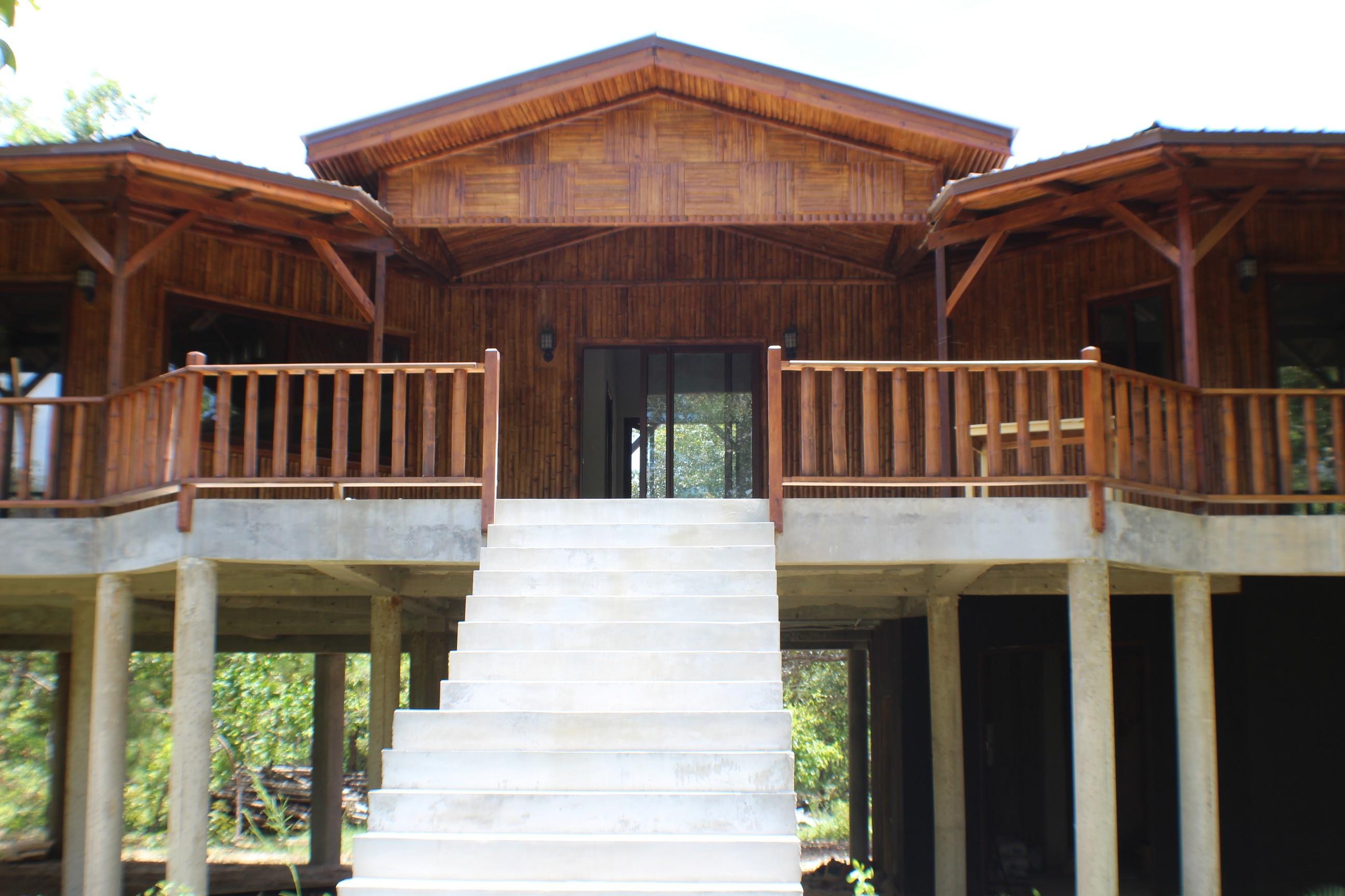 独户住宅 为 销售 在 Custom Built Bamboo Home 斯坦克里克其他地方, 斯坦克里克, 伯利兹