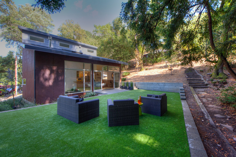 Einfamilienhaus für Verkauf beim San Anselmo Modern 401 Redwood Road San Anselmo, Kalifornien 94960 Vereinigte Staaten