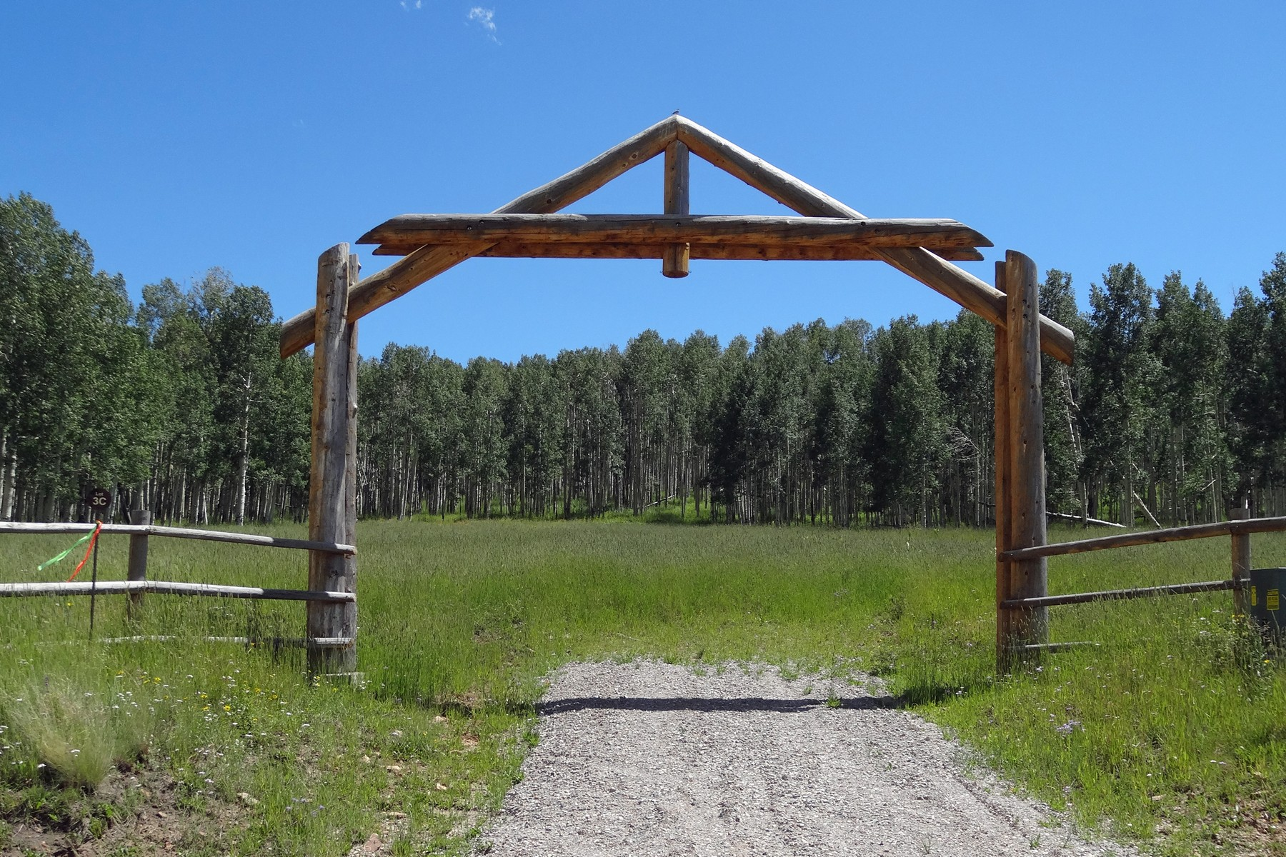 sales property at Spruce Mountain Lot 3C