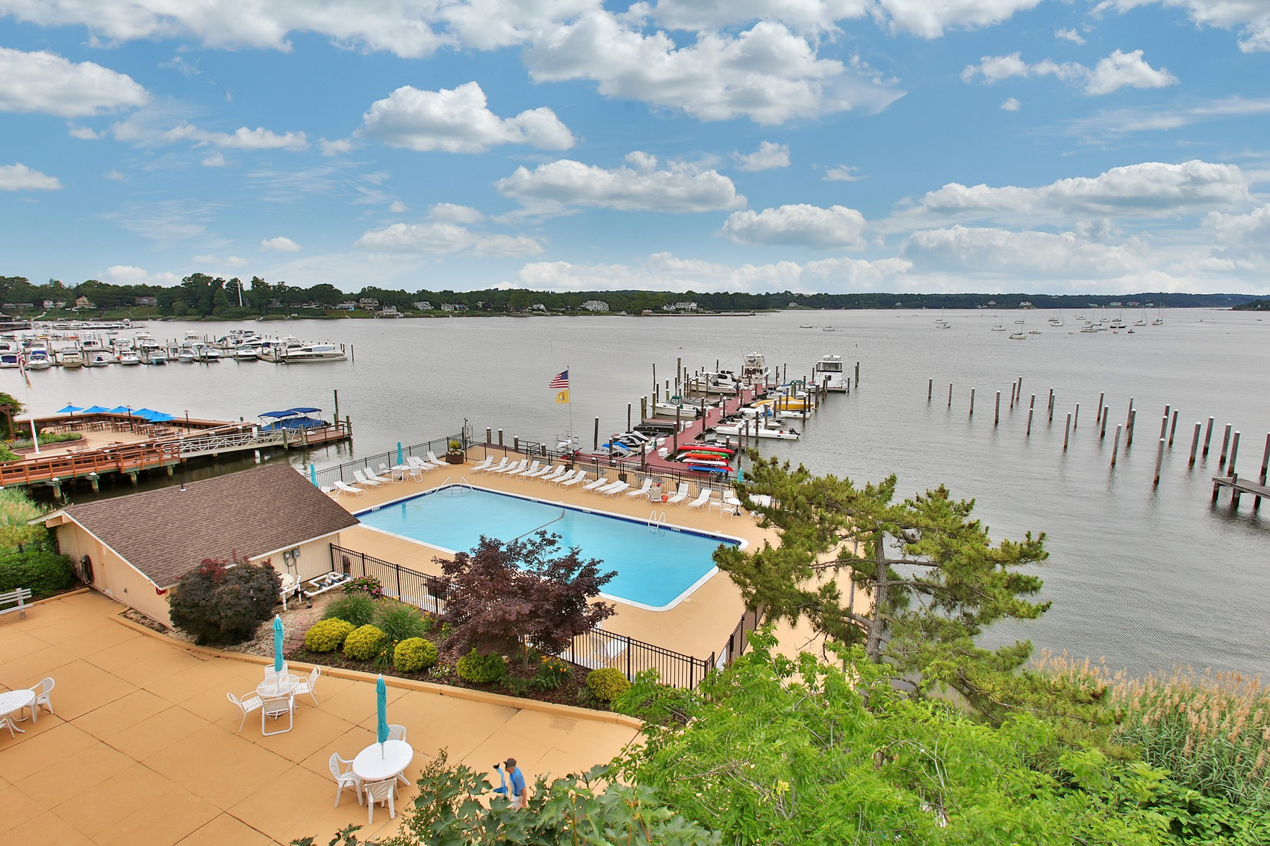Condominium for Sale at Riverview Towers 28 Riverside Ave 6-J Red Bank, New Jersey 07701 United States