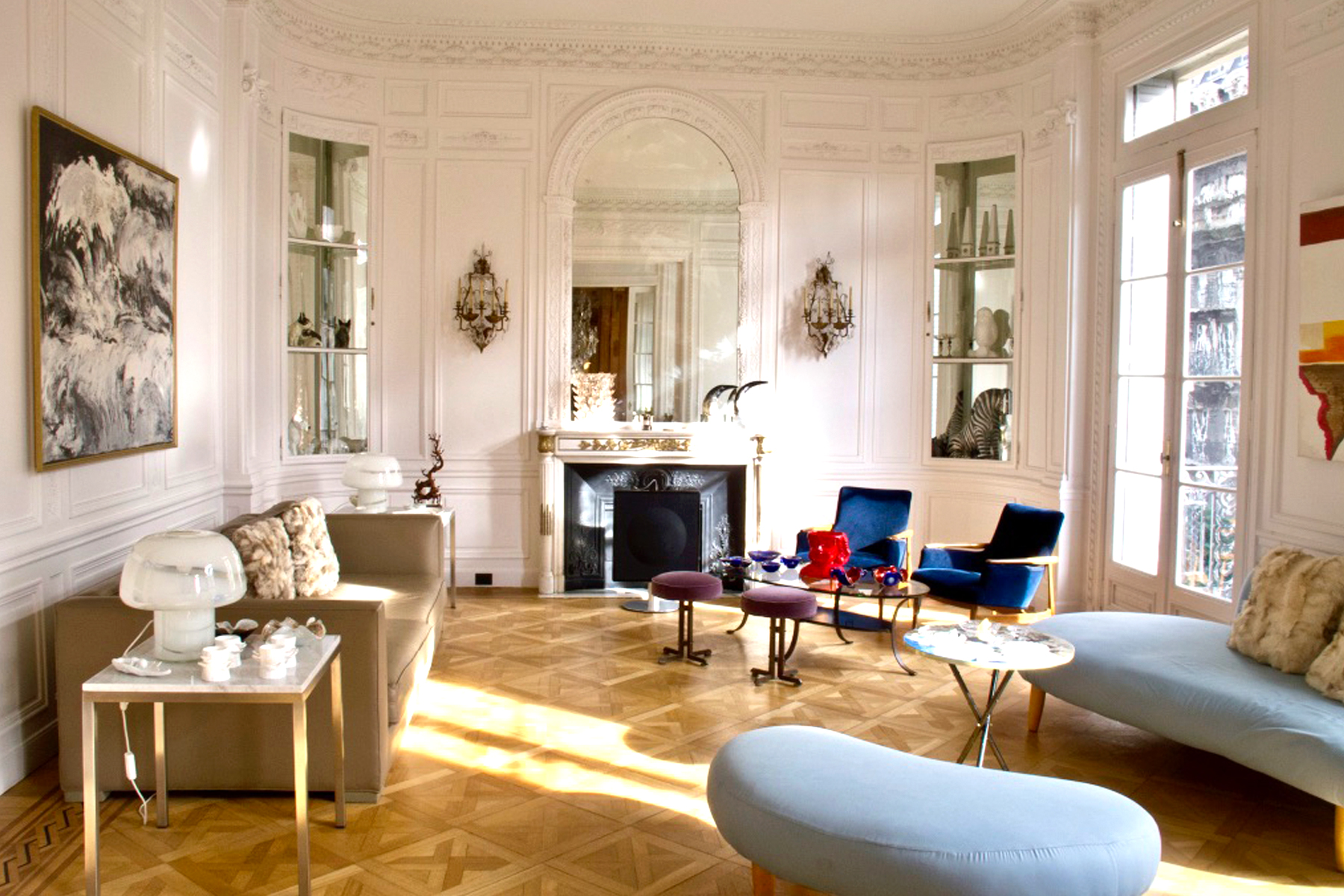 sales property at French Style Apartment in Retiro