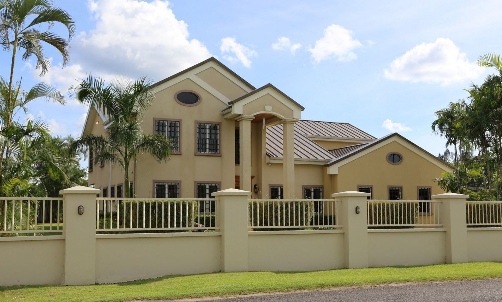 Single Family Home for Sale at Belmopan Estate in Orchid Gardens Belmopan, Cayo, Belize