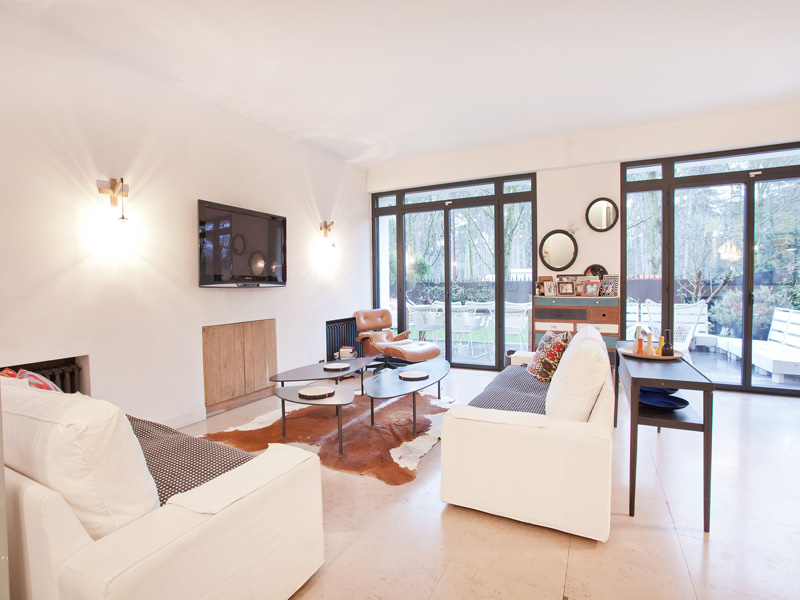 Property For Sale at Apartment with terrace and garden - Bois