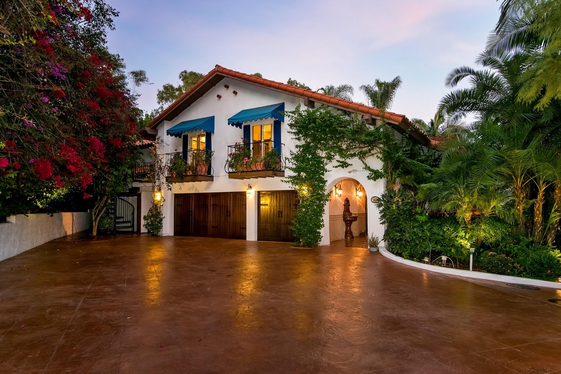 Vivienda unifamiliar por un Venta en 2154 Ranch View Terrace Encinitas, California, 92024 Estados Unidos