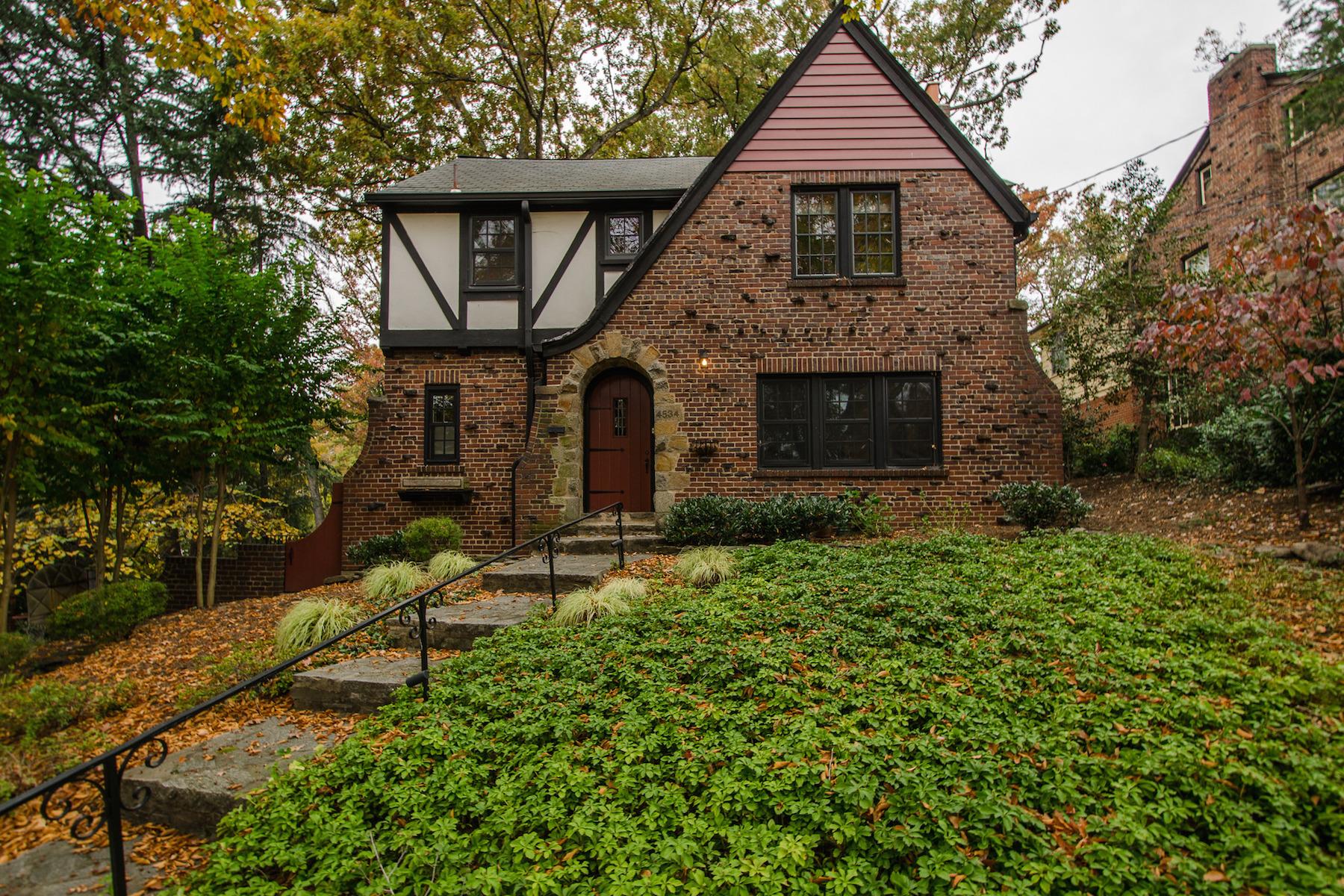 独户住宅 为 销售 在 4534 29th Street NW, Wasington 4534 NW 29th St Forest Hills, Washington, 哥伦比亚特区 20008 美国